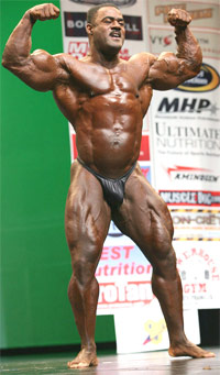 Бодибилдер Дон Лонг_Bodybuilder Don Long